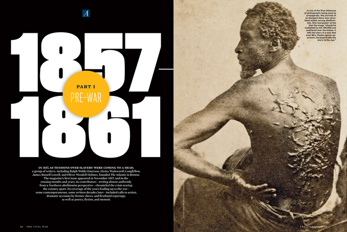 The Atlantic: Special Commemorative Civil War Issue 4