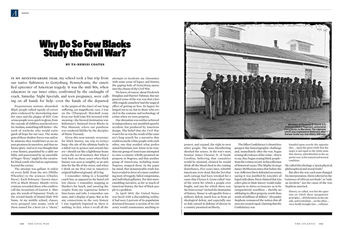 The Atlantic: Special Commemorative Civil War Issue 10