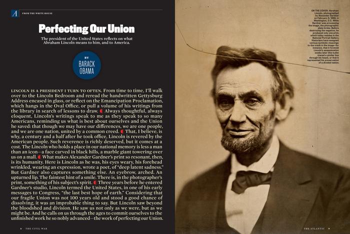 The Atlantic: Special Commemorative Civil War Issue 3