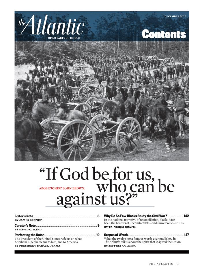 The Atlantic: Special Commemorative Civil War Issue 2