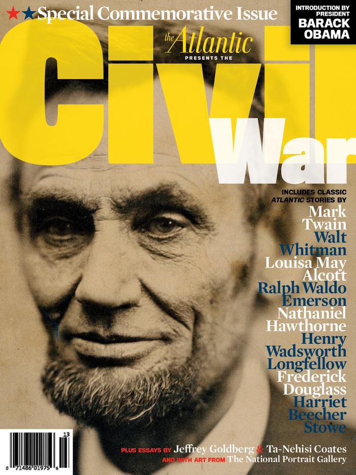 The Atlantic: Special Commemorative Civil War Issue 1