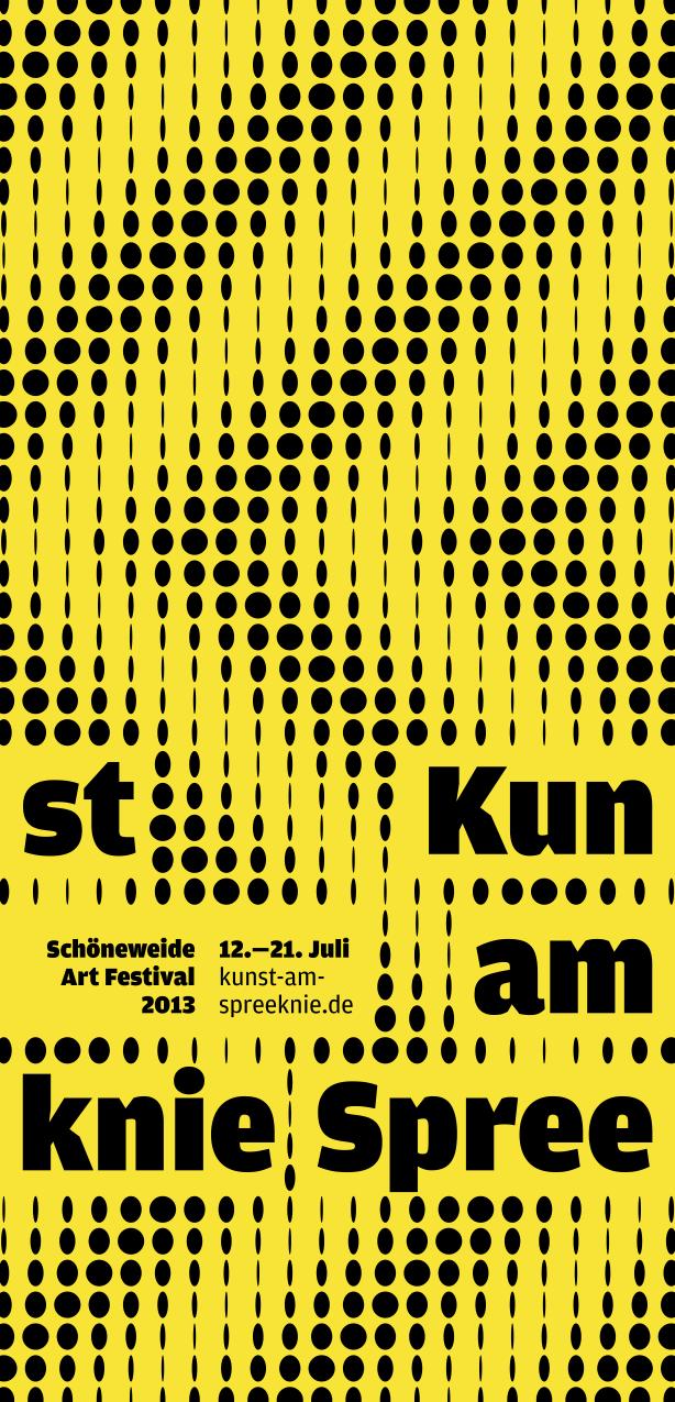 Kunst am Spreeknie Schöneweide Art Festival 3