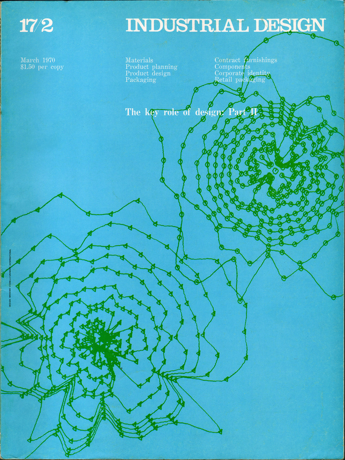 Industrial Design Magazine (1968–70) 3