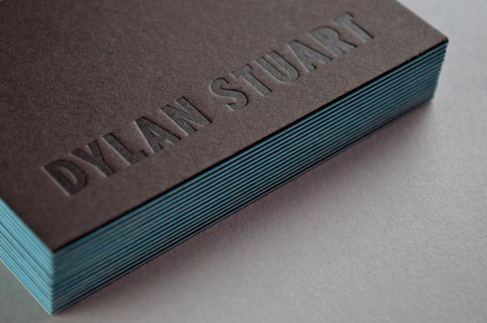 Dylan Stuart business cards 3