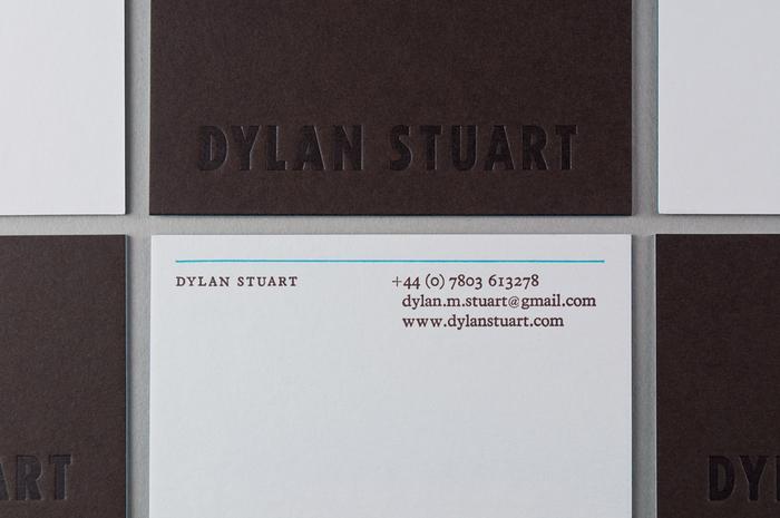 Dylan Stuart business cards 5