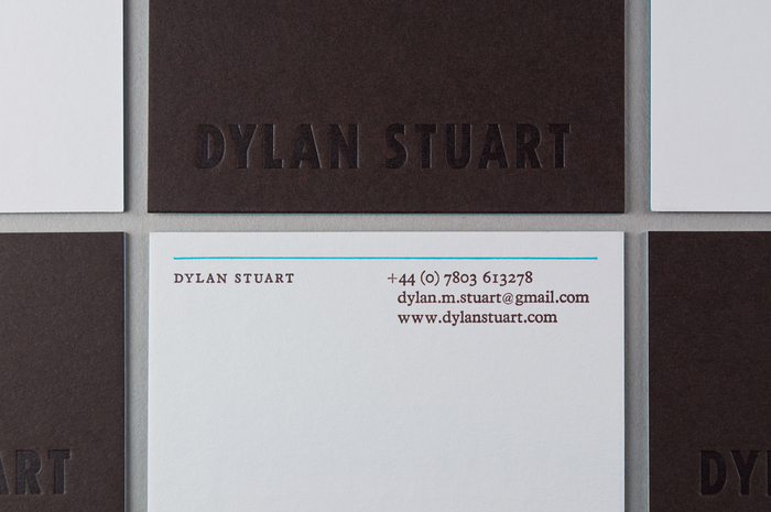 Dylan Stuart business cards 5
