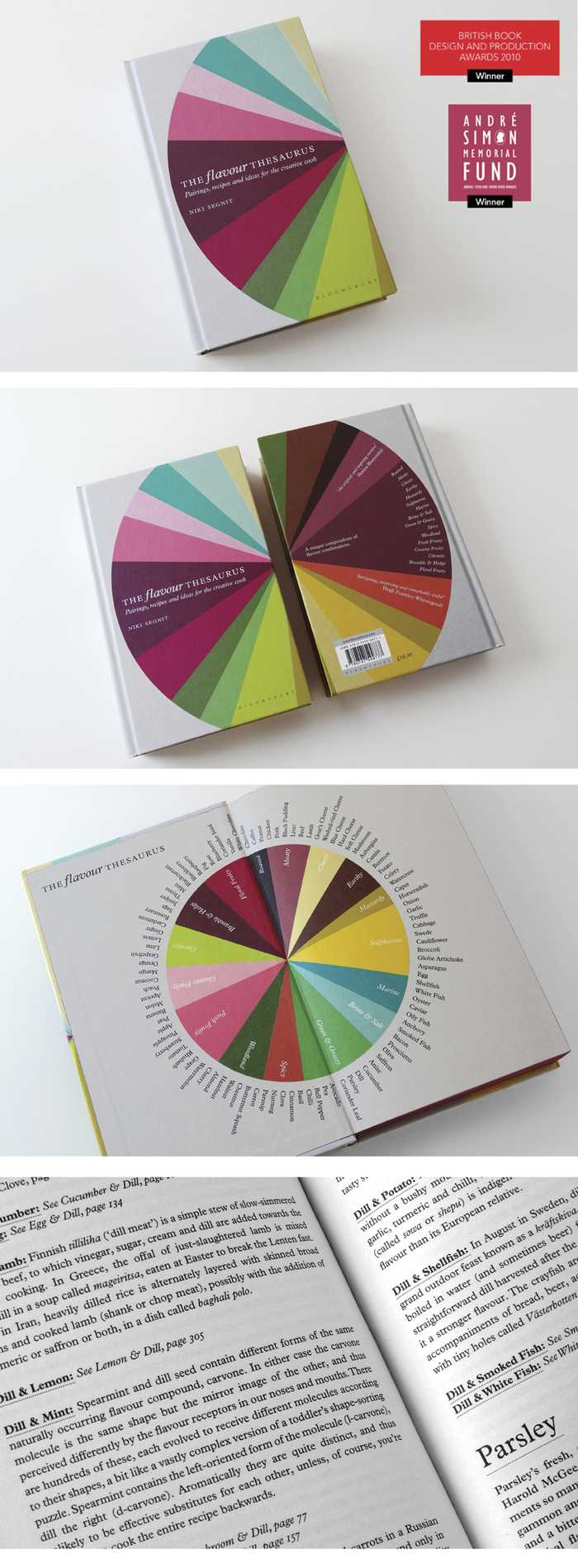 The Flavor Thesaurus by Niki Segnit