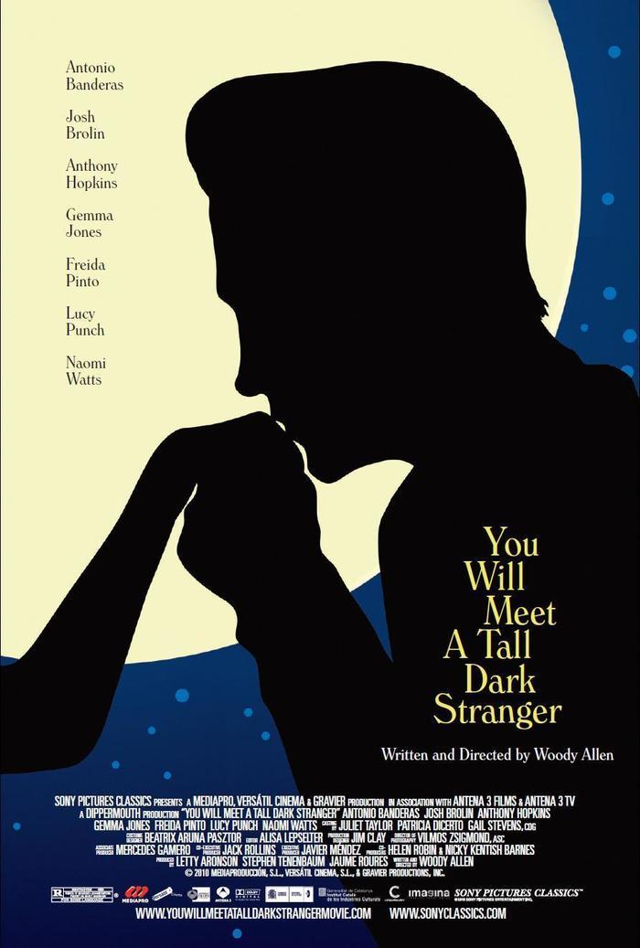 Woody Allen movie posters (2009–2013) 2