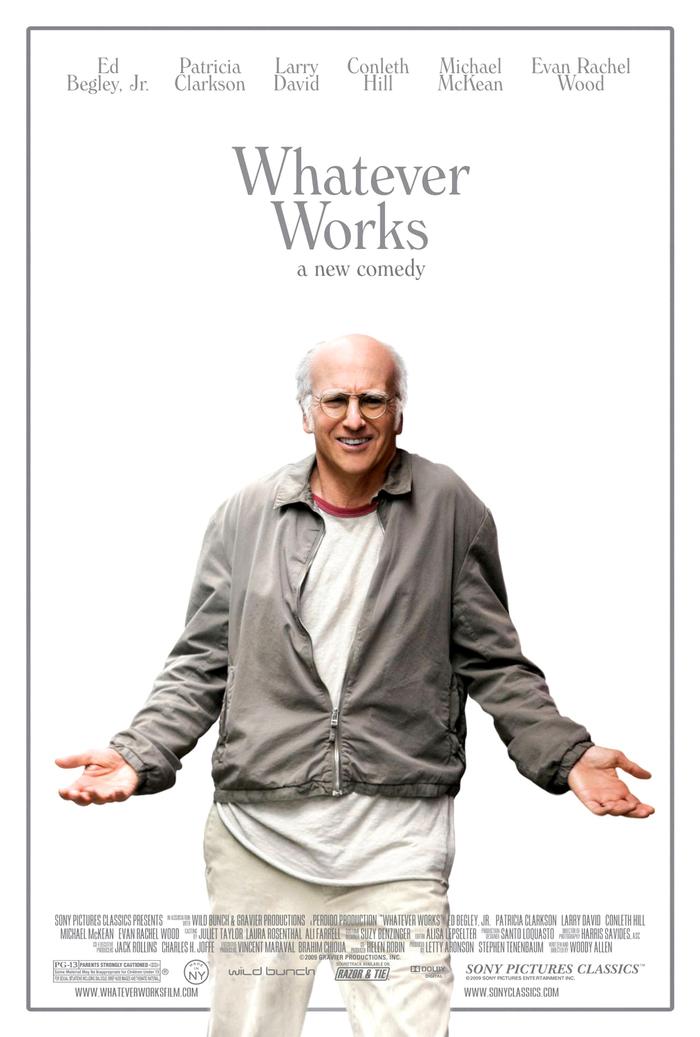 Woody Allen movie posters (2009–2013) 3