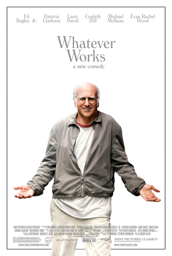 Woody Allen movie posters (2009–2013) 3