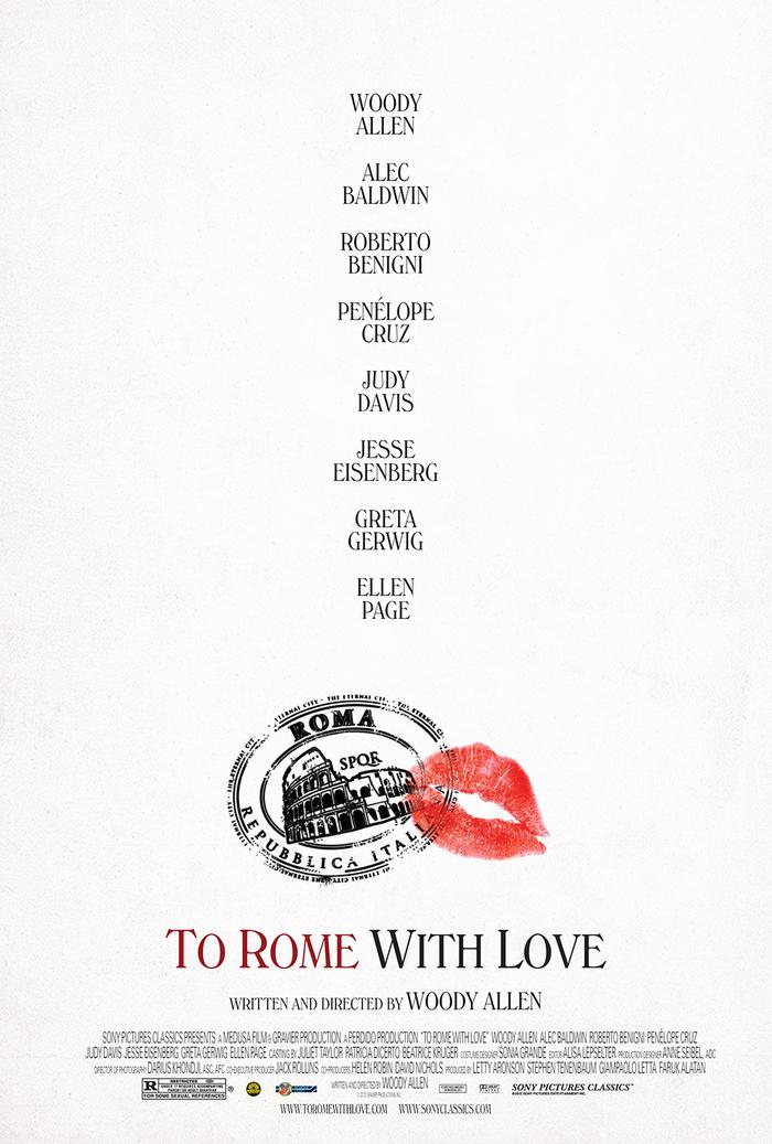 Woody Allen movie posters (2009–2013) 5