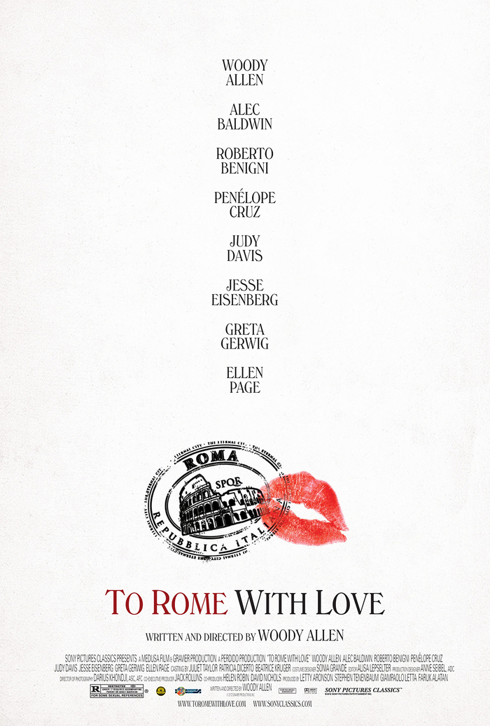 Woody Allen Movie Posters (2009–2013) 5