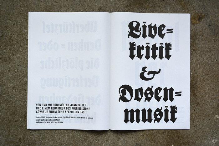 Volksbühne Berlin season magazine 2013/2014 3