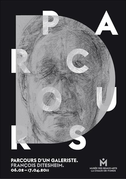 Posters for Musée des Beaux-Arts, La Chaux-de-Fonds (2010–2013) 1