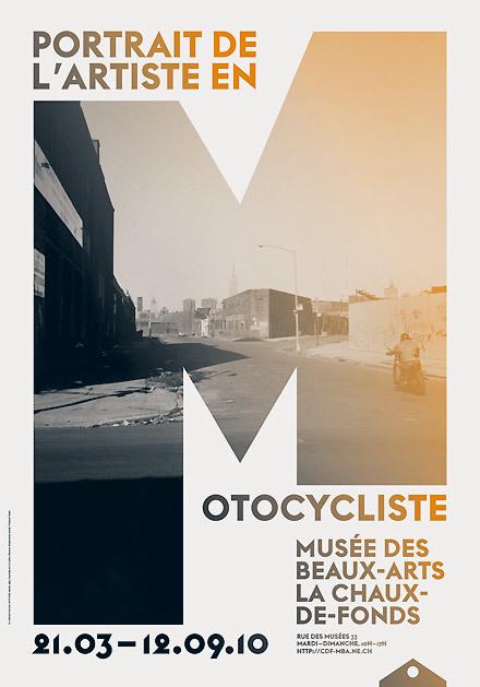 Posters for Musée des Beaux-Arts, La Chaux-de-Fonds (2010–2013) 2