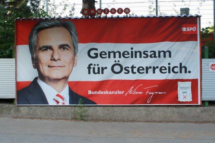 SPÖ, Nationalratswahl 2013 2