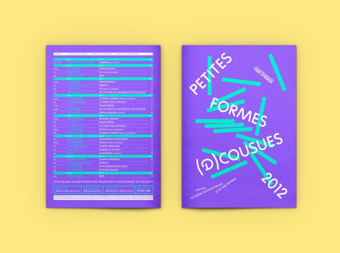 Petites Formes (D)cousues 2012 1