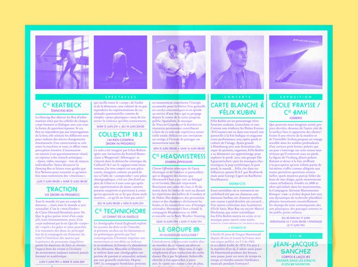 Petites Formes (D)cousues 2012 3
