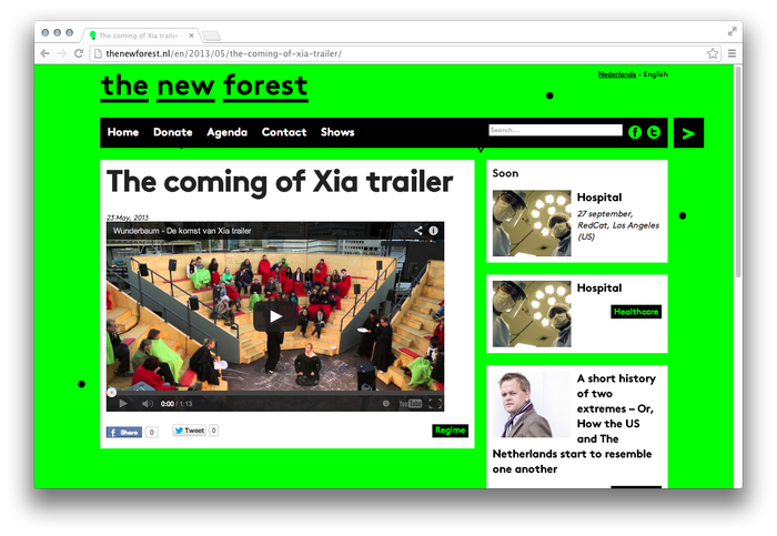 The New Forest Website 1