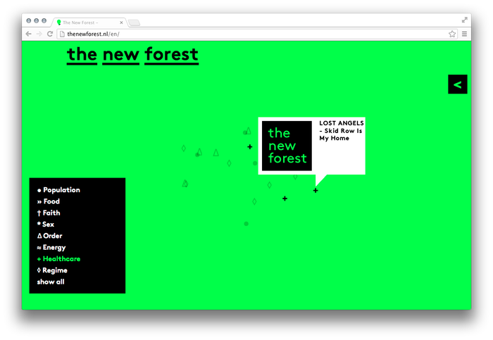 The New Forest Website 3