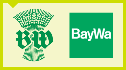 BayWa logo (1972–) 2