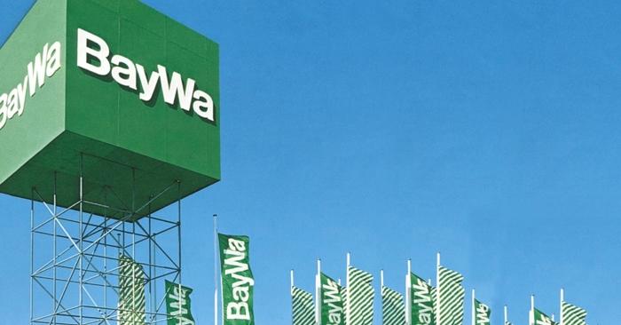 BayWa logo (1972–) 1