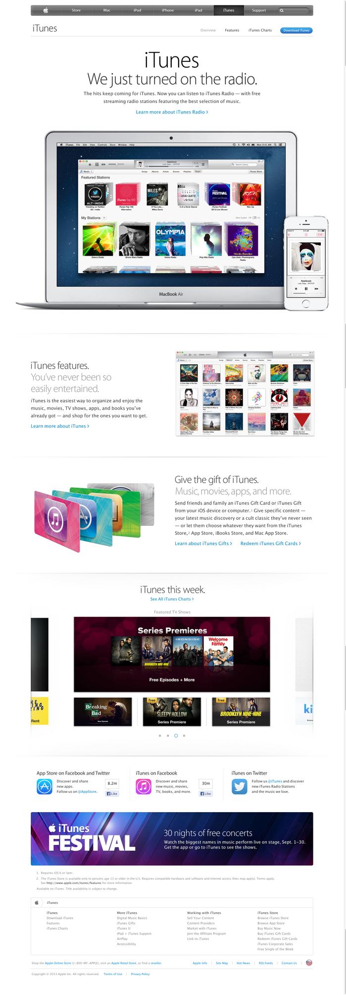 Apple.com (Sep, 2013) 1