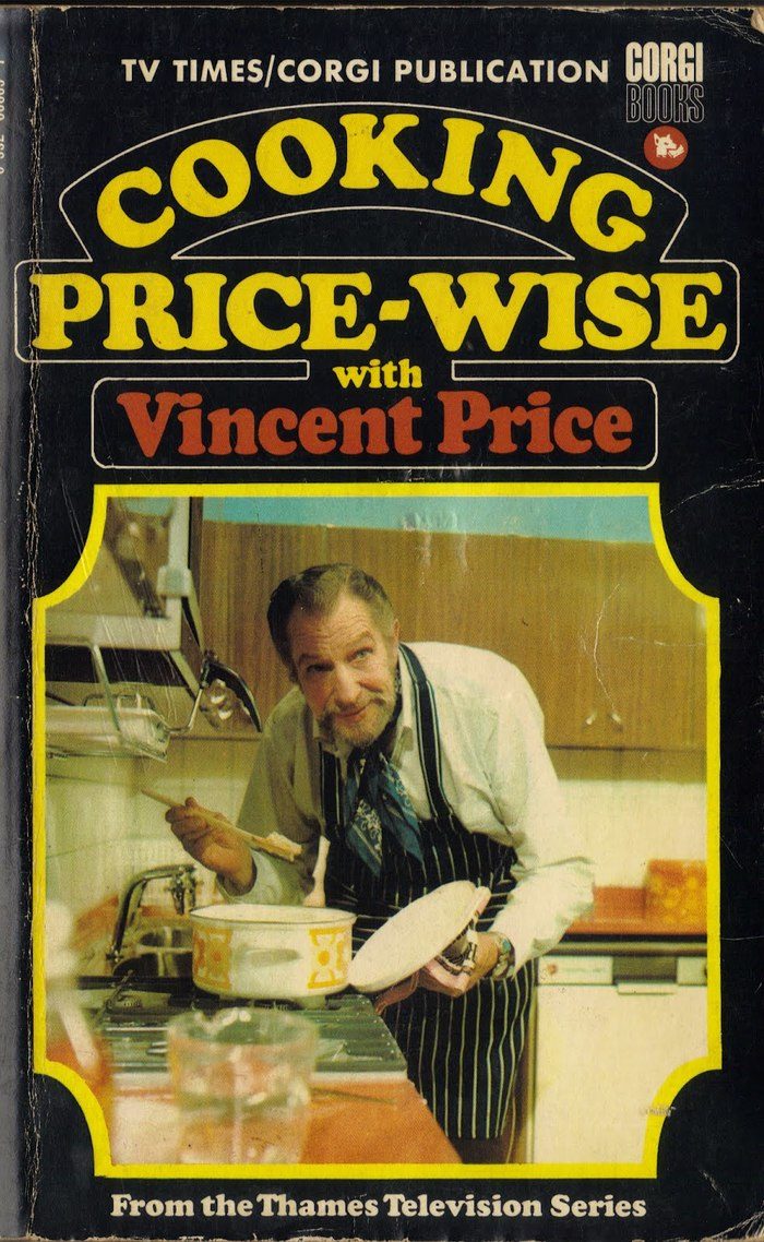 Cooking Price-Wise with Vincent Price