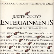 <cite>Judith Olney's Entertainments</cite>