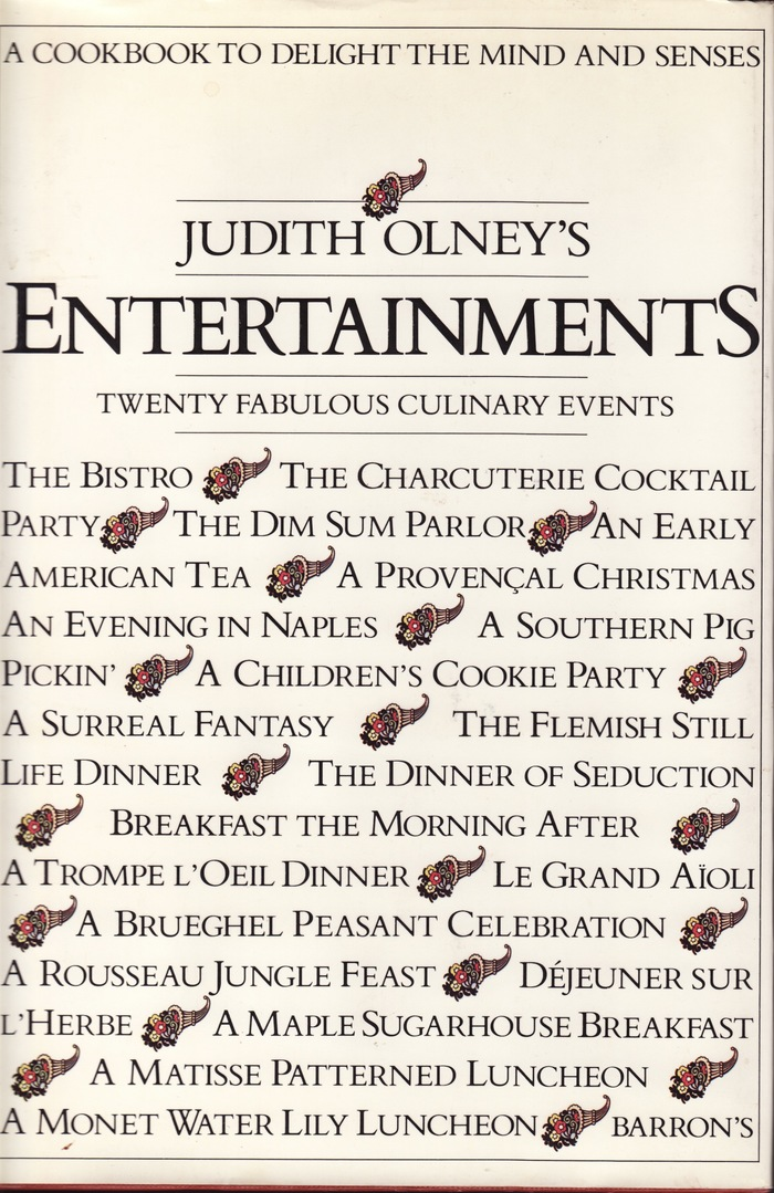 Judith Olney's Entertainments