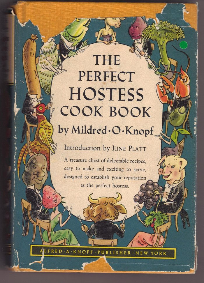 The Perfect Hostess Cook Book 5