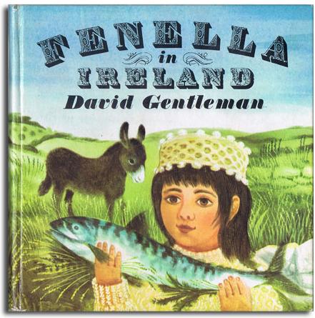 Fenella illustrated children books by David Gentleman 1
