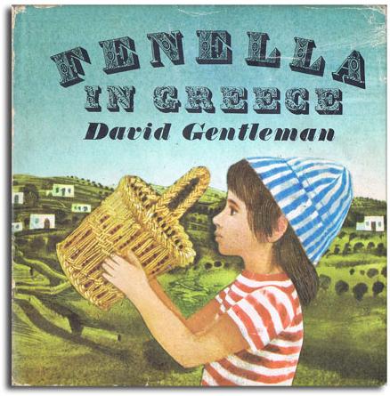 Fenella illustrated children books by David Gentleman 2