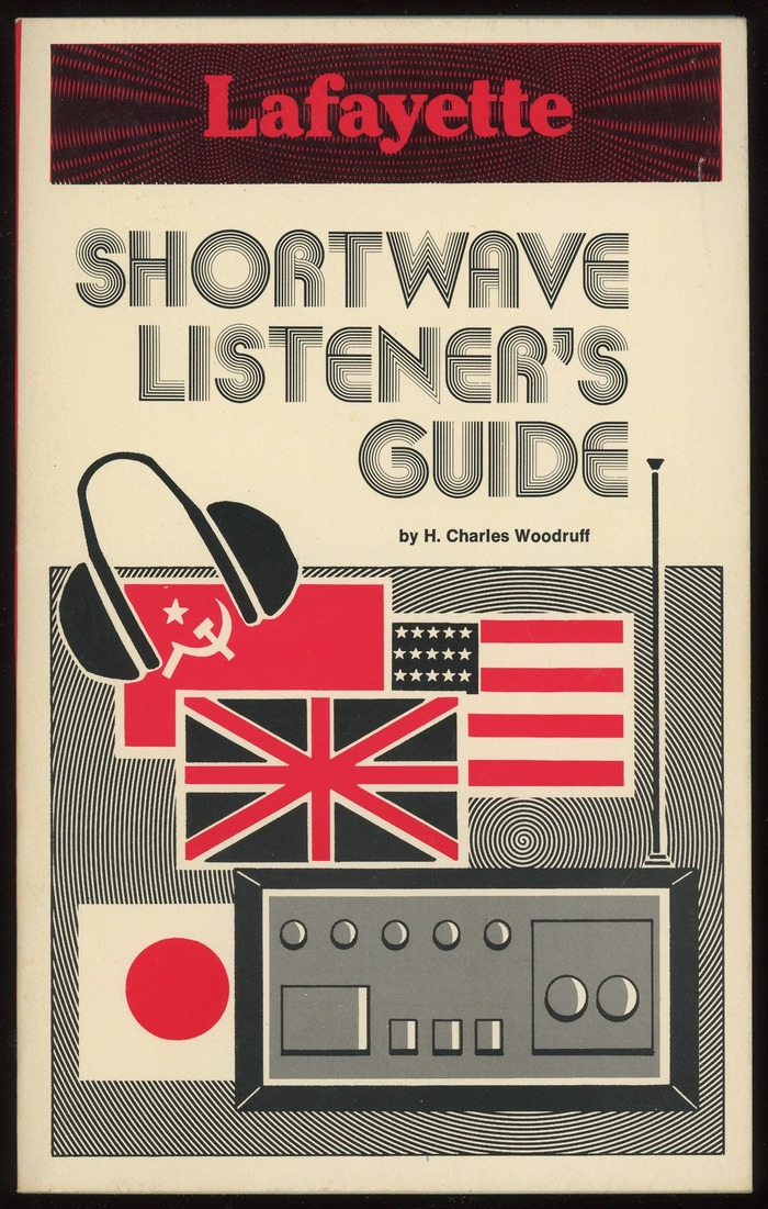 Lafayette Shortwave Listener's Guide, 1976 edition