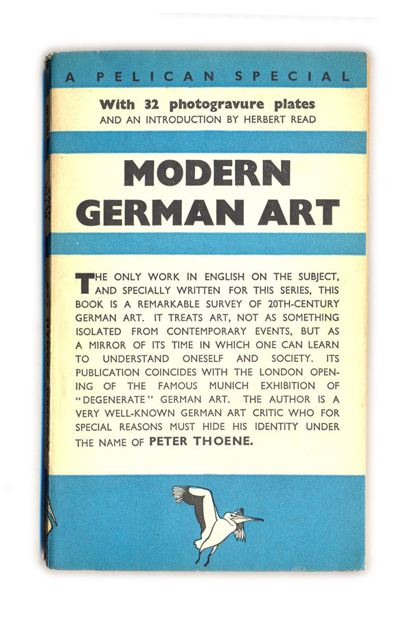 "Modern German Art by ""Peter Thoene"""