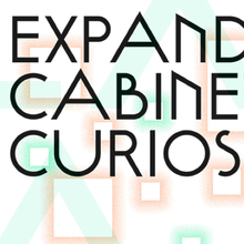 Expanded Cabinets of Curiosities website