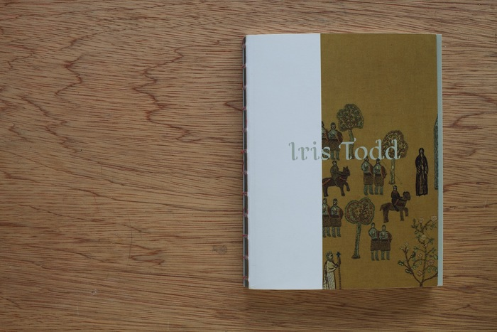Stitching in my own way. The embroideries of Iris Todd 1
