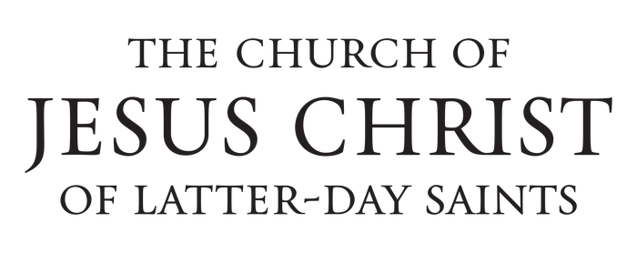 LDS Church logo, 1995 to present, uses proprietary type drawn by Jonathan Hoefler and Adrian Pulfer.