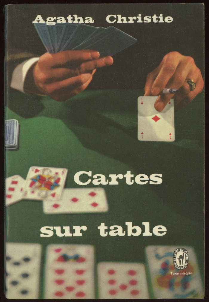 Cartes sur table (Cards on the table, French Translation)