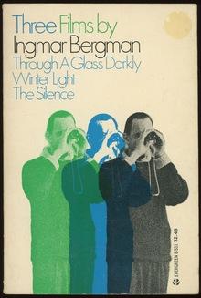 <cite>Three Films by Ingmar Bergman</cite>, 1970 Evergreen Edition
