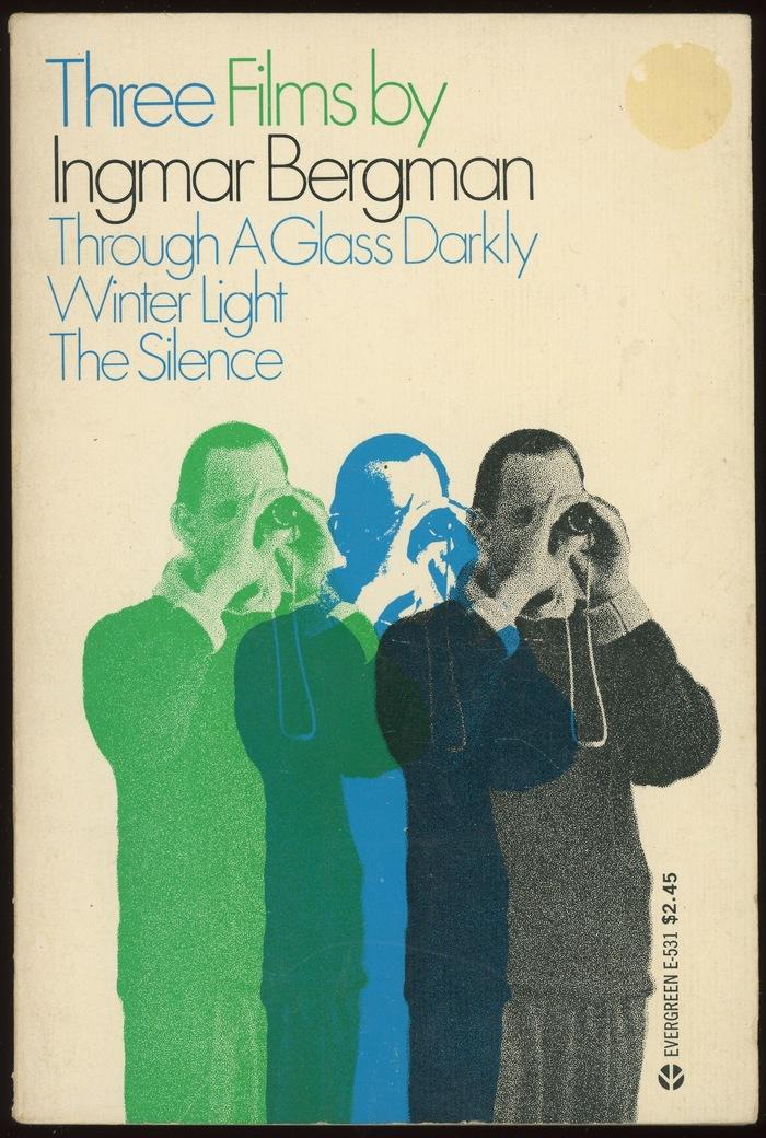 Three Films by Ingmar Bergman, 1970 Evergreen Edition