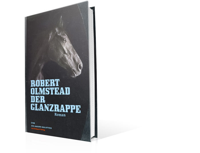 Der Glanzrappe by Robert Olmstead 1