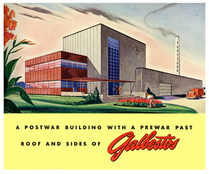 Galbestos Ads, 1945–49 1