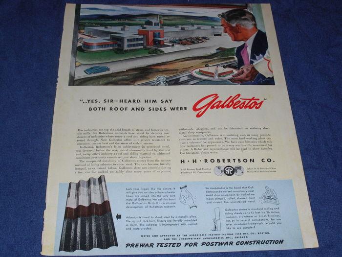 Galbestos Ads, 1945–49 3