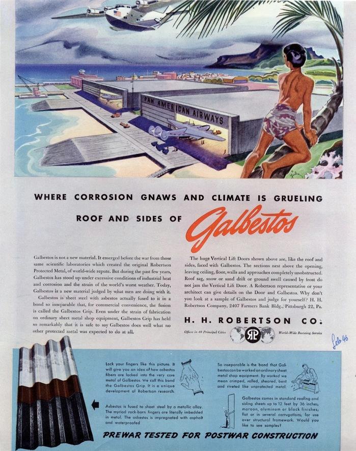 Galbestos Ads, 1945–49 4