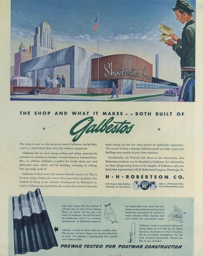 Galbestos Ads, 1945–49 5