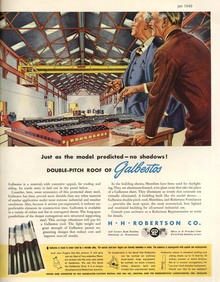 Galbestos Ads, 1945–49