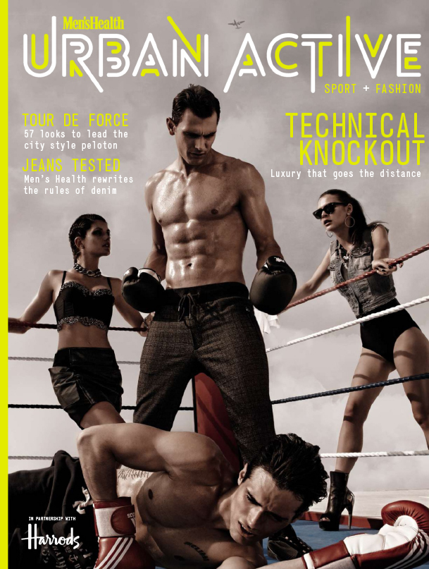 Men's Health UK: Urban Active 1