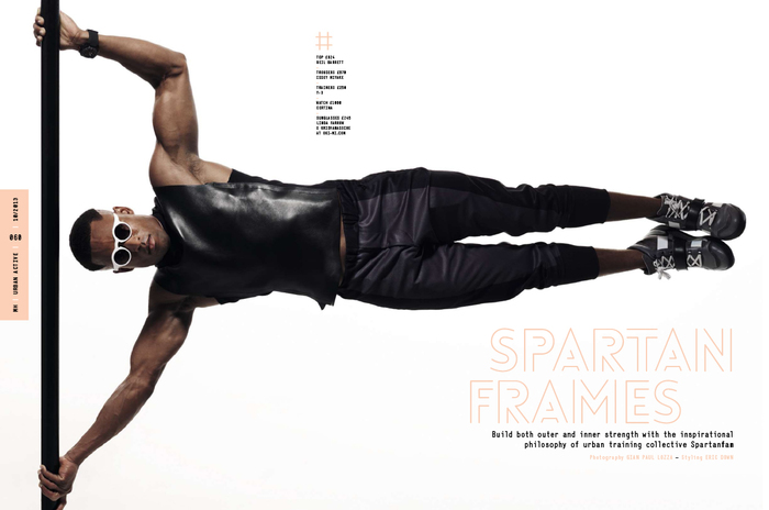 Men's Health UK: Urban Active 2
