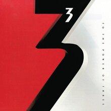3 – <cite>To the Power of Three</cite> album art